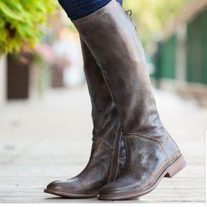 NWOB Bed Stu Manchester Wide Calf Boots